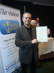 Stefan Ståhl - 1 dan